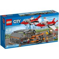 LEGO 60103 Lotnisko - Pokazy lotnicze