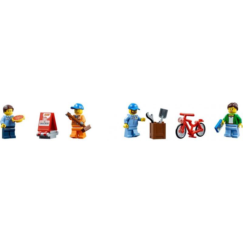 Lego 60132 Service Station, LEGO® Sets City - MojeKlocki24