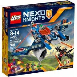 LEGO 70320 Aaron Fox's Aero-Striker V2
