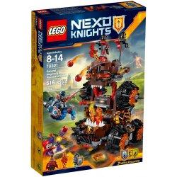 LEGO 70321 General Magmar's Siege Machine of Doom