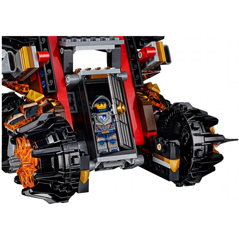 nexo knights lego sets flying horse motorcycle instructions