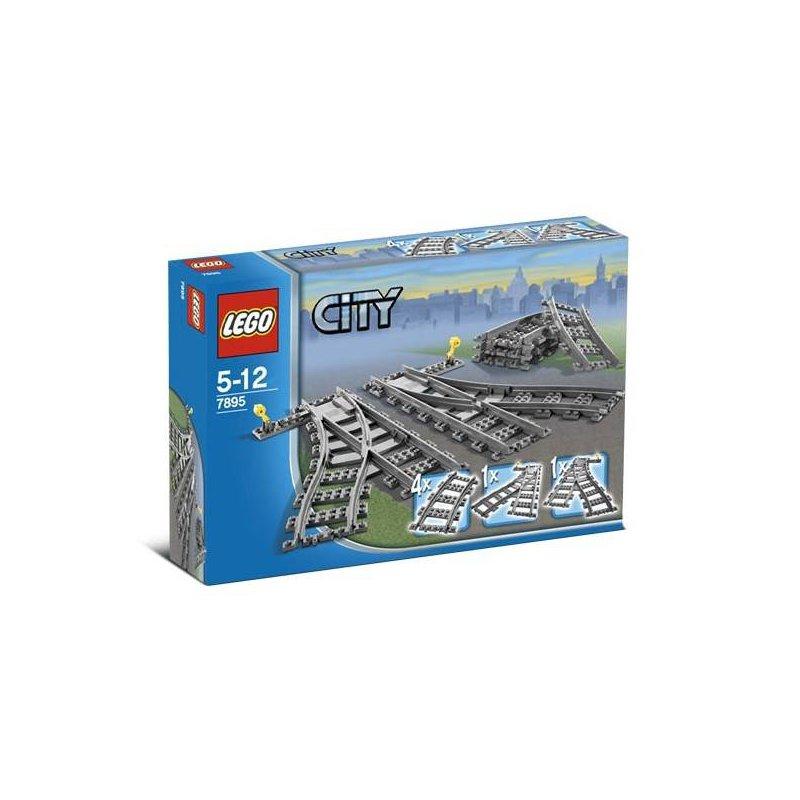 LEGO® Sets City 7895 Zwrotnica kolejowa