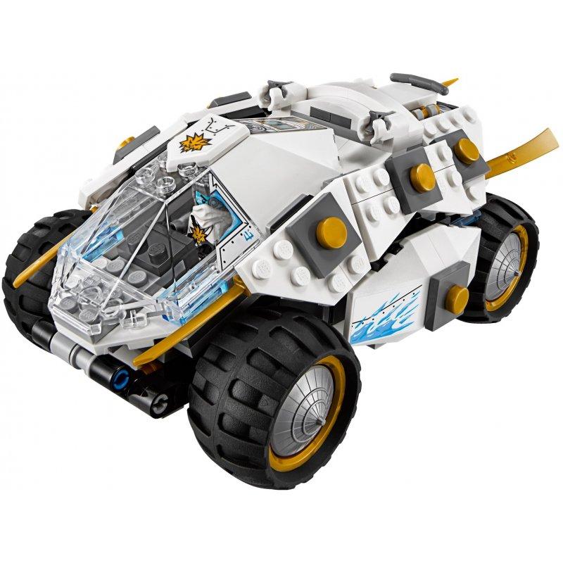 Lego 70588 Titanium Ninja Tumbler Lego 174 Sets Ninjago
