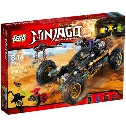 LEGO 70589 Pogromca skał