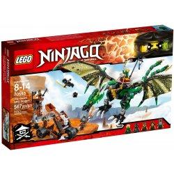 LEGO 70593 Zielony smok NRG