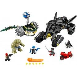 LEGO 76055 Batman: Killer Croc Sewer Smash