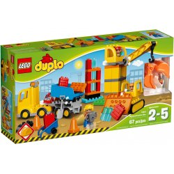 LEGO DUPLO 10813 Big Construction Site