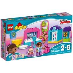 LEGO DUPLO 10828 Lecznica dla zwierząt doktor Dosi