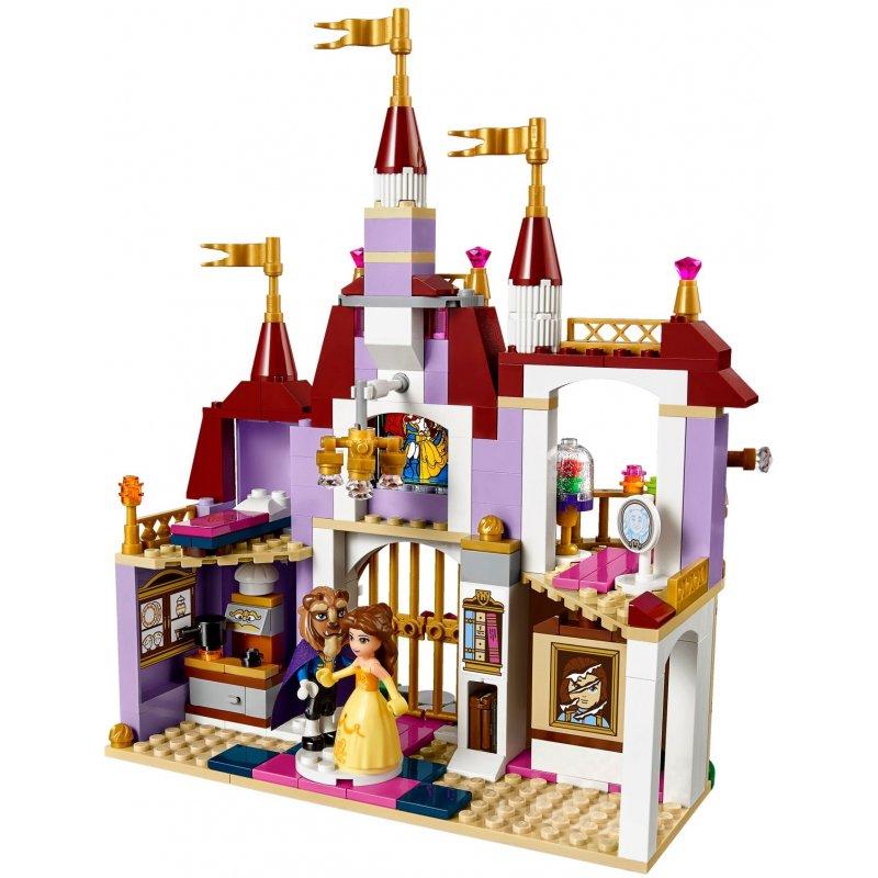 Lego 41067 Zaczarowany Zamek Belli Klocki Lego Disney Princess