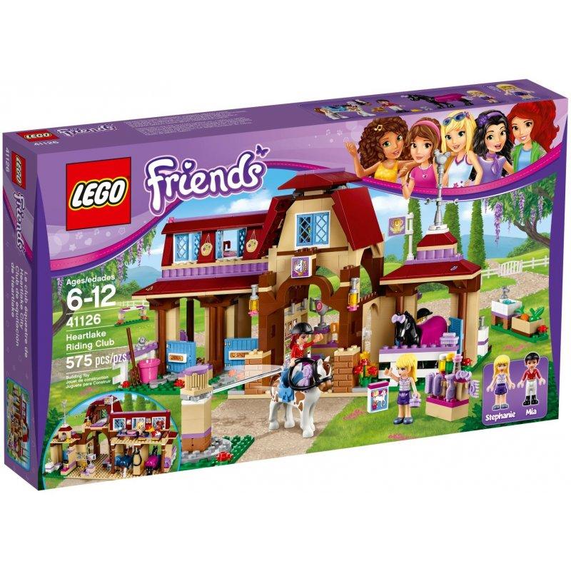 Lego 41126 Heartlake Riding Club Lego Sets Friends Mojeklocki24
