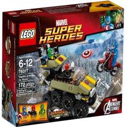LEGO 76017 Captain America vs. Hydra