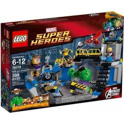 LEGO 76018 Avengers: Hulk Lab Smash