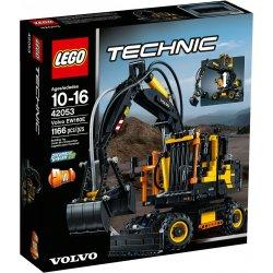 LEGO 42053 Volvo EW 160E - koparka