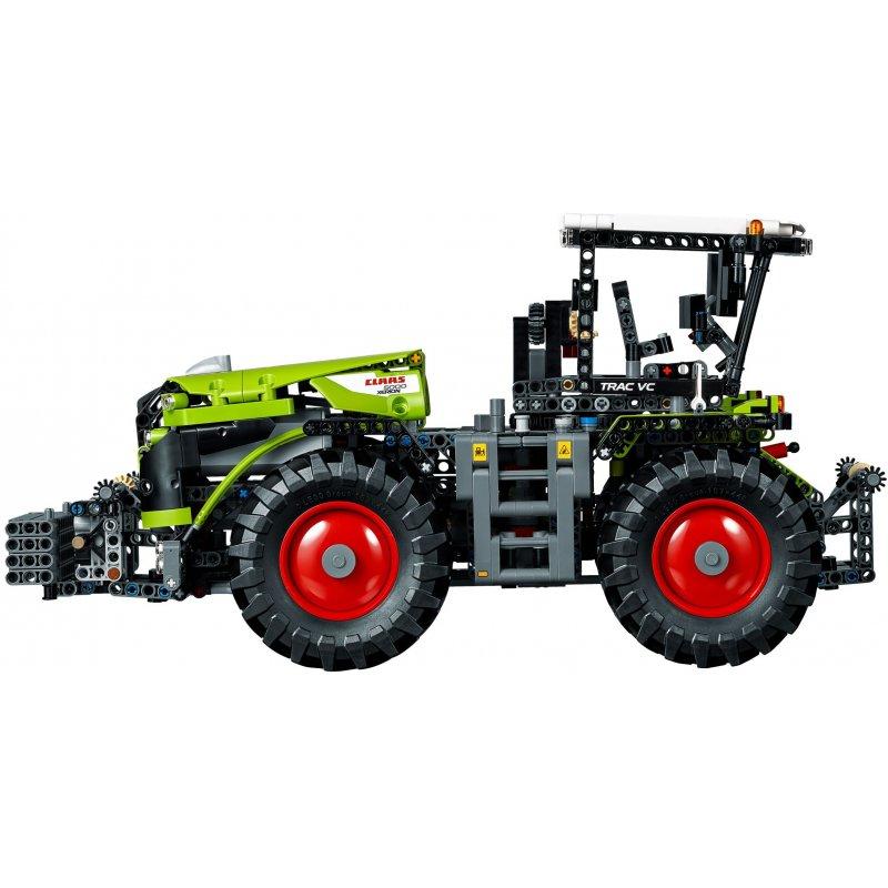 Lego 42054 Claas Xerion 5000 Trac Vc Traktor Klocki Lego Technic