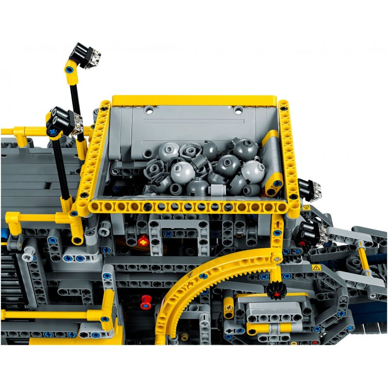 lego 42055 bucket wheel excavator lego sets technic. Black Bedroom Furniture Sets. Home Design Ideas