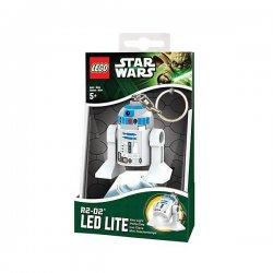 LEGO LGL-KE21 Brelok R2-D2 Latarka LED