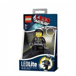 LEGO LGL-KE46 Brelok Bad Cop / Zły Glina Latarka LED