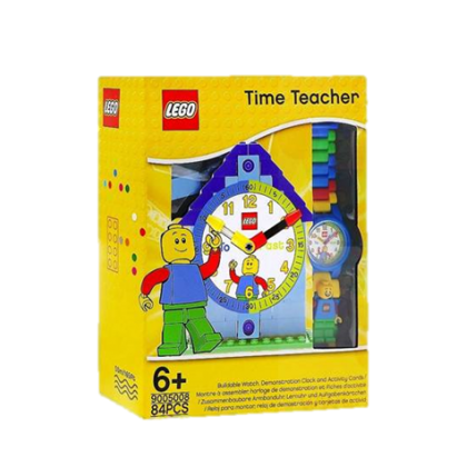 LEGO 9005008 Zegarek -zestaw do nauki chłopięcy