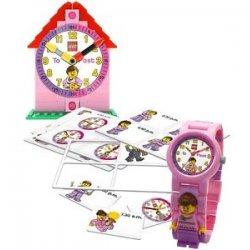 LEGO 9005039 Zegarek -zestaw do nauki dziewczęcy