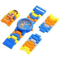 LEGO 8020219 Zegarek na rękę Movie z figurką Emmet