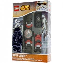 LEGO 8020417 Zegarek na rękę Star Wars z figurką Darth Vader