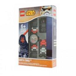 LEGO 8020431 Zegarek na rękę Star Wars z figurką Darth Maul