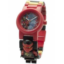 LEGO 8020547 Zegarek na rękę z figurką Ninjago Kai