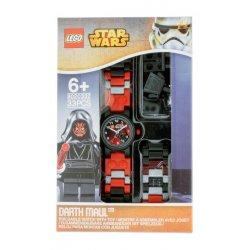 LEGO 8020332 Zegarek na rękę Star Wars Darth Maul + minifigurka