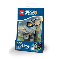 LEGO LGL-KE87 Pendant Flashlight Clay