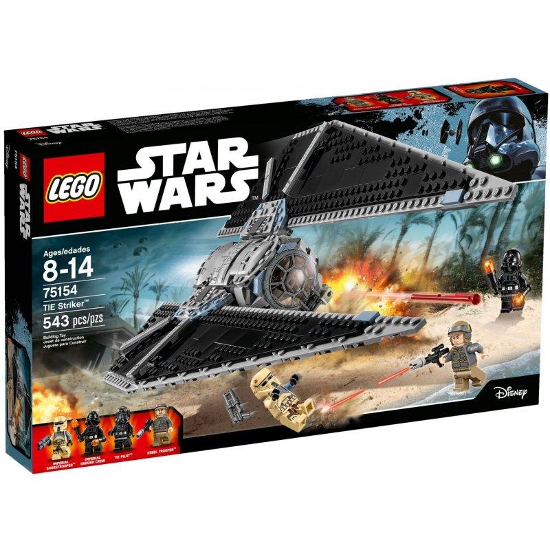 lego 75154 tie striker lego sets star wars mojeklocki24. Black Bedroom Furniture Sets. Home Design Ideas
