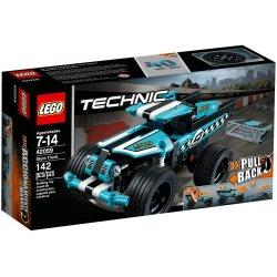 LEGO 4259 Kaskaderska terenówka