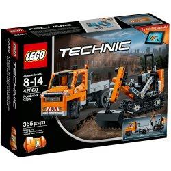 LEGO 42060 Ekopa robót drogowych