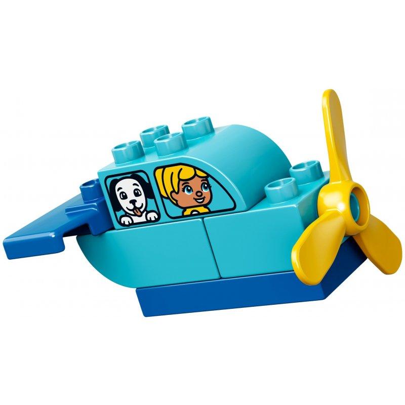 Lego 10849 Mój Pierwszy Samolot Klocki Lego Duplo Mojeklocki24