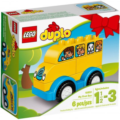 LEGO DUPLO 10851 My First Bus