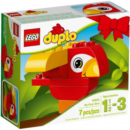 Lego 10852 Moja Pierwsza Papuga Klocki Lego Duplo Mojeklocki24
