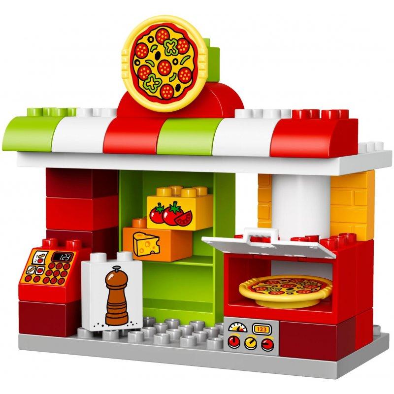 Lego 10834 Pizzeria Lego Sets Duplo Mojeklocki24