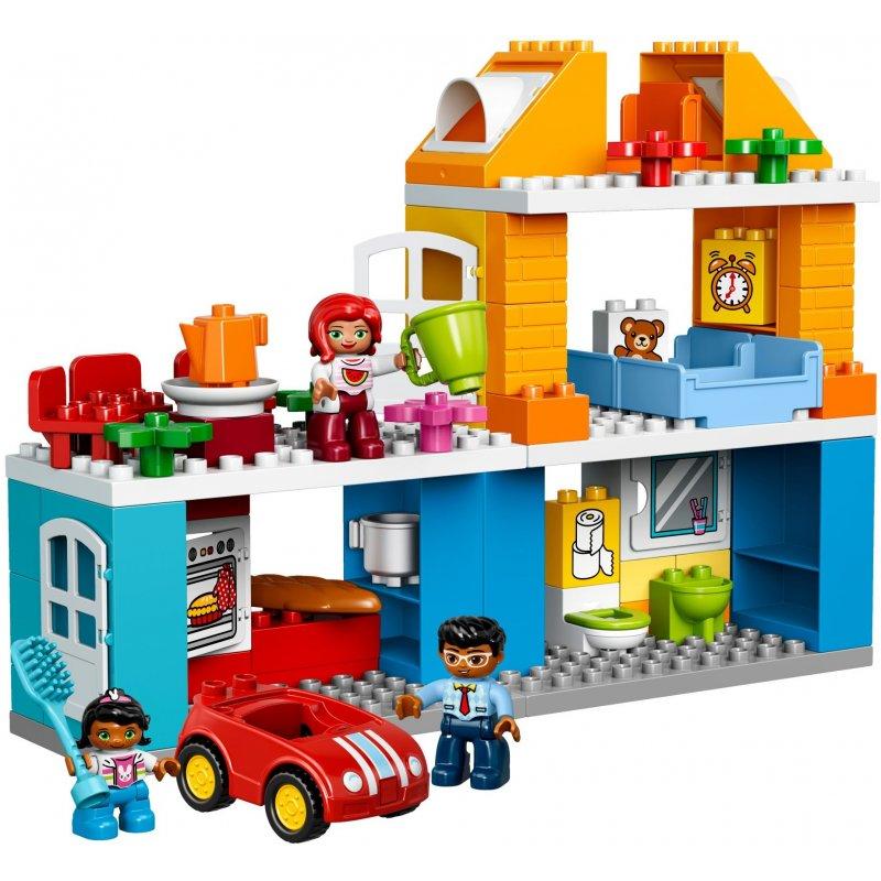 Lego 10835 Family House Lego Sets Duplo Mojeklocki24