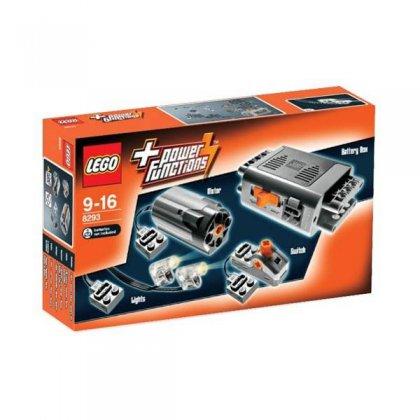 LEGO 8293 Silnik Pawer Function
