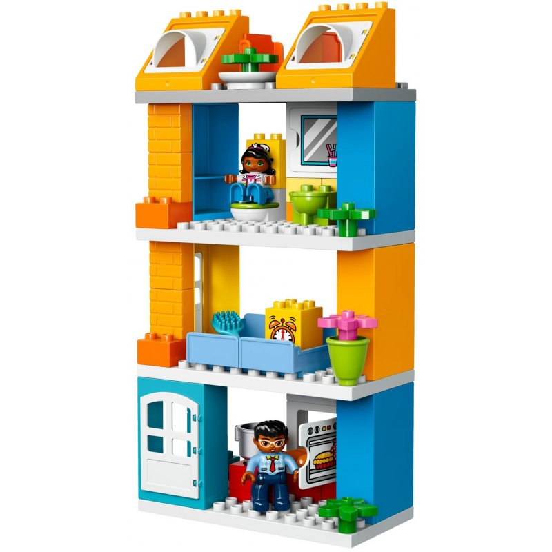 Lego How To Build A House Easy