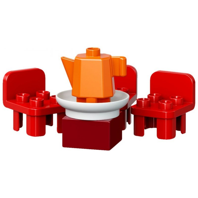 duplo family house instructions