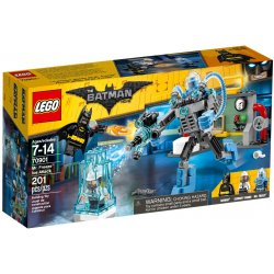 LEGO 70901 Lodowy atak Mr. Freeze