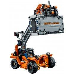 LEGO 42062 Plac przeładunkowy