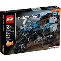 LEGO 42063 Motocykl BMW R 1200 GS Adventure