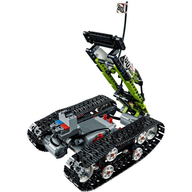 Lego 42065 Zdalnie Sterowana Wyścigówka Gąsienicowa Klocki Lego