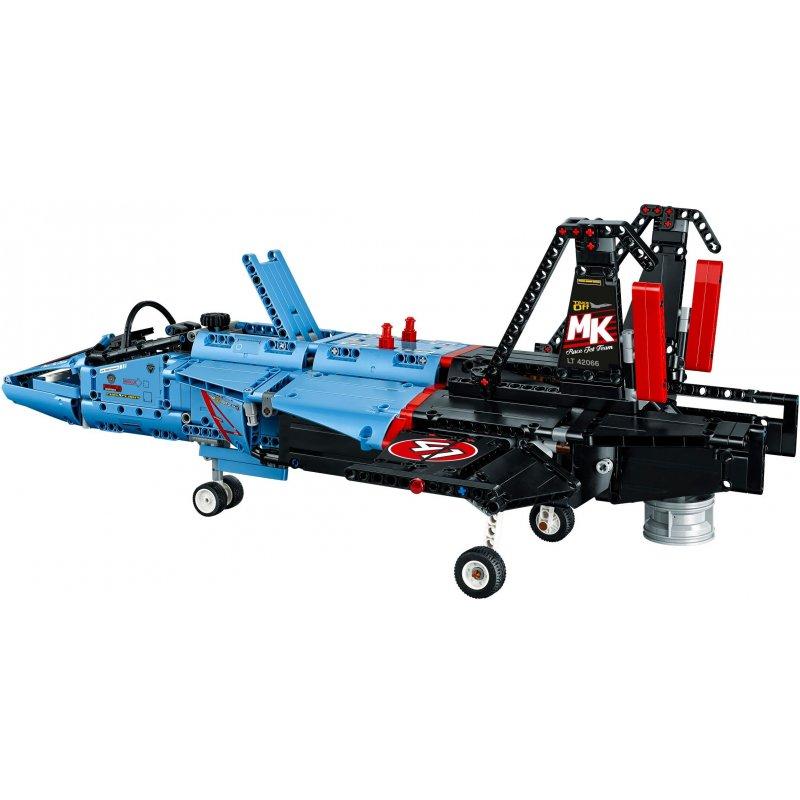 lego 42066 air race jet lego sets technic mojeklocki24. Black Bedroom Furniture Sets. Home Design Ideas