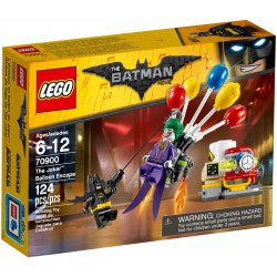 LEGO 70900 Balonowa ucieczka Jokera