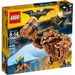 LEGO 70904 Atak Clayface