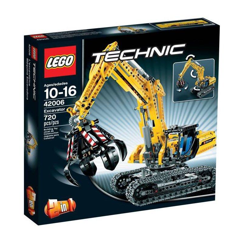 Lego 42006 Excavator Lego Sets Technic Mojeklocki24