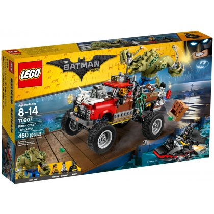 LEGO 70907 Pojazd Killer Croca