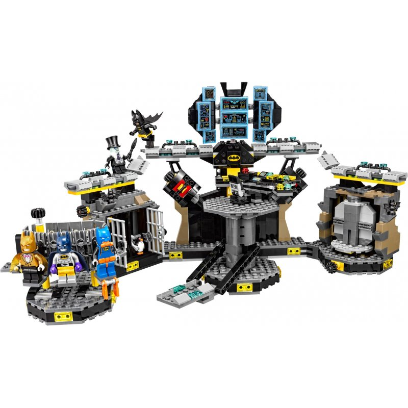 Lego 70909 Batcave Break In Lego Sets Lego Batman Movie Mojeklocki24